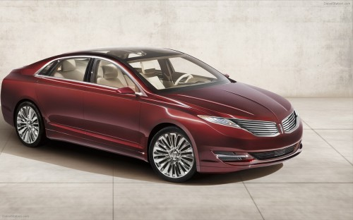 Lincoln's new MKZ is too much like Ford's Fusion