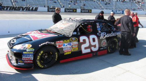 #29 at Martinsville - October 30, 2011