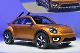 Volkswagen Beetle Dune Concept.