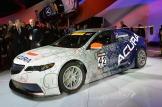 Acura TLX Racecar